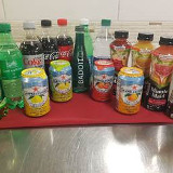 Calgary office catering - drinks