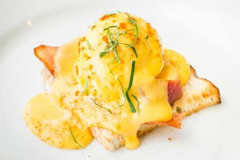 Classes at the Calgary's Downtown Culinary Campus: Savoury Brunch
