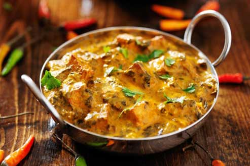 Classes at the Calgary's Downtown Culinary Campus: Curry (SAIT Main Campus)