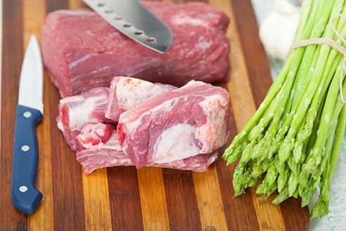 Classes at the Calgary's Downtown Culinary Campus: Knife Skills: Butchery