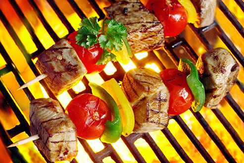 Classes at the Calgary's Downtown Culinary Campus: Thrill of the Grill