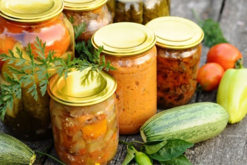 Classes at the Calgary's Downtown Culinary Campus: Canning
