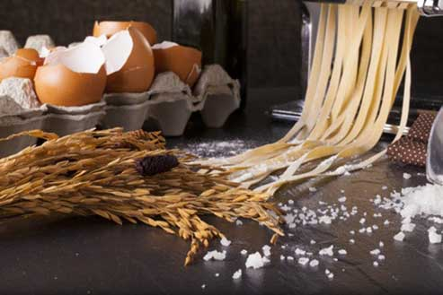Classes at the Calgary's Downtown Culinary Campus: Pasta