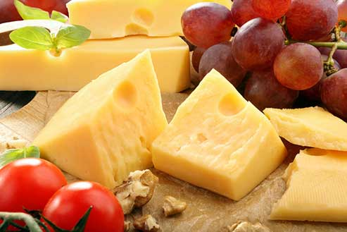 Classes at the Calgary's Downtown Culinary Campus: Cooking with Cheese (Main Campus)