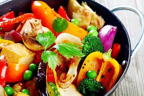 Classes at the Calgary's Downtown Culinary Campus: Vegetarian (SAIT Main Campus)