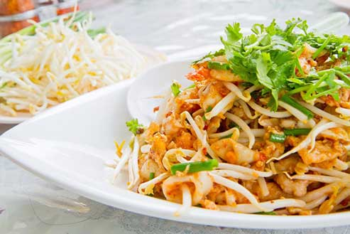 Classes at the Calgary's Downtown Culinary Campus: Thailand