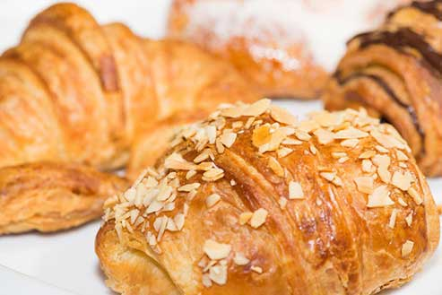 Classes at the Calgary's Downtown Culinary Campus: Viennoiserie