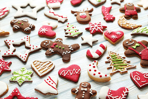 Classes at the Calgary's Downtown Culinary Campus: Christmas Cookie Exchange