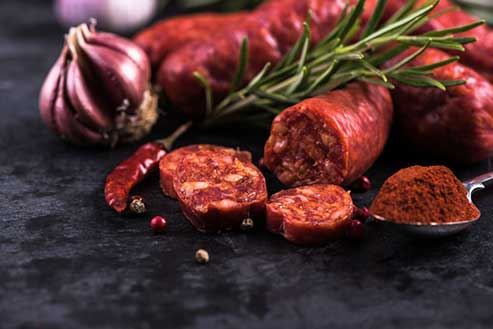 Classes at the Calgary's Downtown Culinary Campus: Sausage Making (Main Campus)