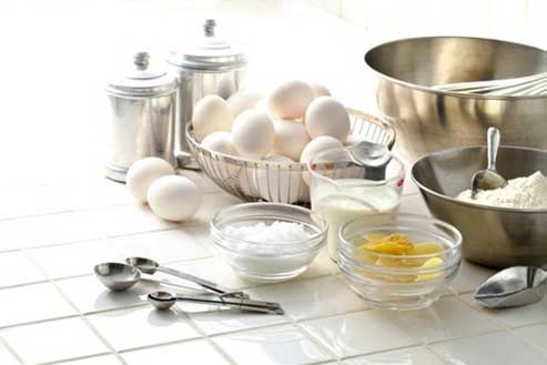 Classes at the Calgary's Downtown Culinary Campus: Introduction to Baking (Main Campus)