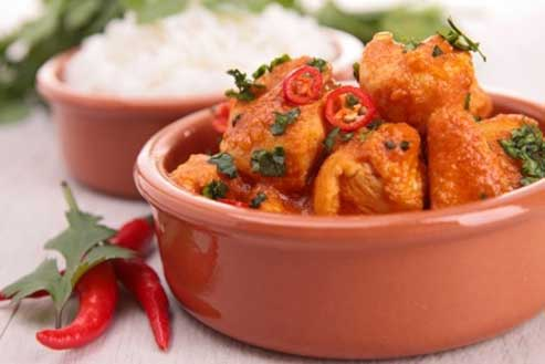 Classes at the Calgary's Downtown Culinary Campus: India