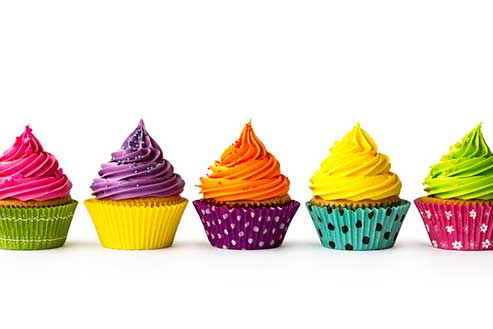 Classes at the Calgary's Downtown Culinary Campus: Cupcakes (SAIT Main Campus)