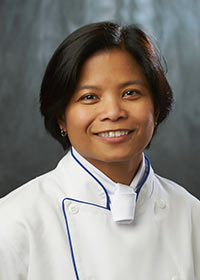 Chef Vanessa Mendoza - Chef instructor at Calgary's Culinary Campus
